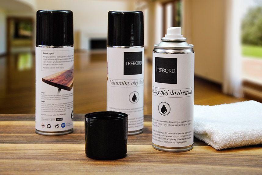 naturalny olej do zabezpieczania drewna