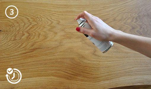 Użycie oleju do drewna