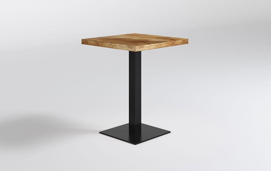 stolik classic kwadrat restauracyjny