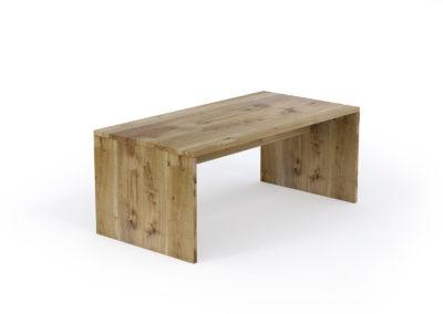Biurka, stoły TREET prosta jednolita forma