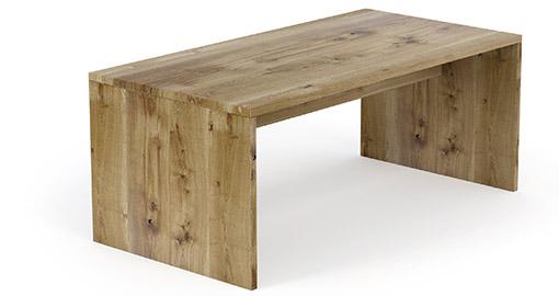 BIURKO TREET - biurka i stoły wykonane w całości z litego drewna