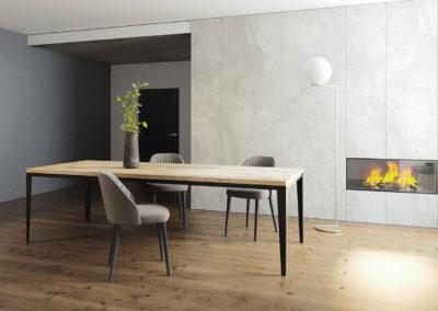 Stół FLOY HARD nowoczesne stoły do domu i biura