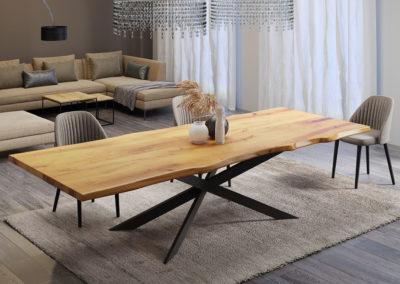 stoly jadalnia avangard stół pająk