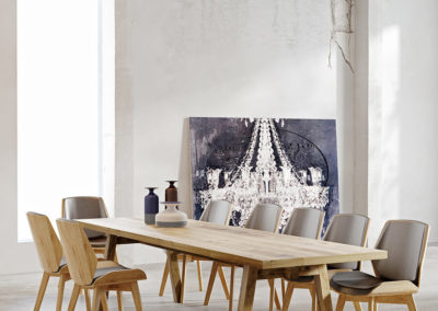 Stół jak dzieło sztuki