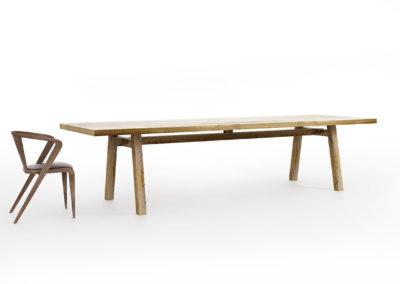 Stół Collier nowoczesny piękny