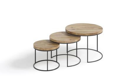 Nowoczesne i stylowe stoliki kawowe ETT różne rozmiary