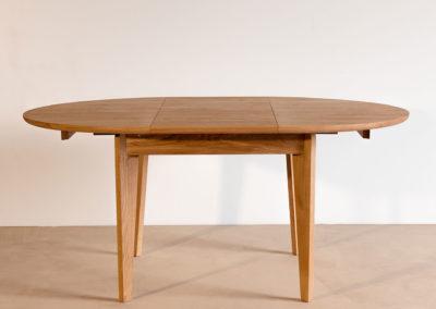 rozkładany stół SLIG rozłożony