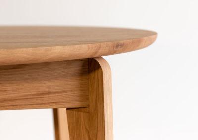 stół SLIG rozkładany stół z drewna