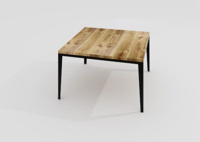 Stół Floy Hard do nowoczesnego biura