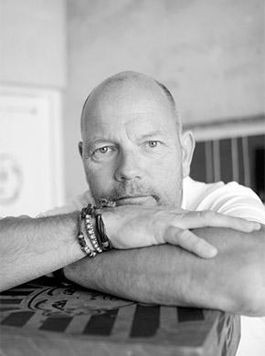 Krafted furniture designer Lars Ernst Hole