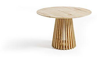 Okrągły stół do biura DION