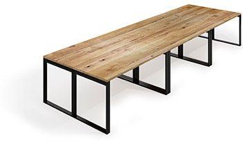 Stół prosty i piękny z kolekcji Ren Color