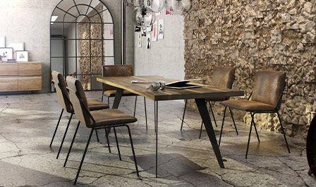 Solidny stół - producent mebli z drewna
