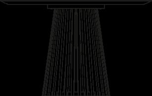 Rysunek stół DION okrągły