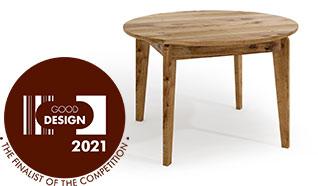 Rozkładany stół drewniany SLIG