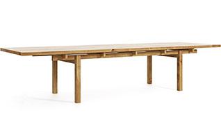Piękne stoły w japońskim stylu