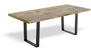 Klasyczny stół drewniany do jadalni robiony na indywidualne zamówienie