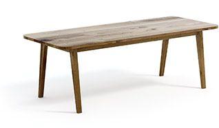 Stół LAV perfekcyjny w swojej prostocie stół do jadalni